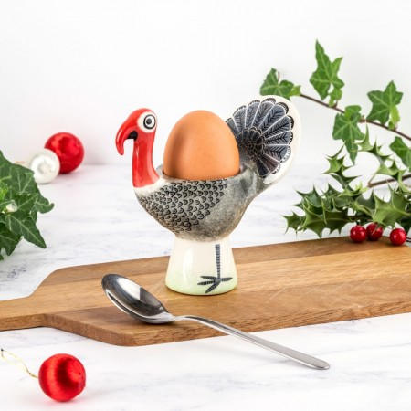 Turkey Egg Cup - Red Candy