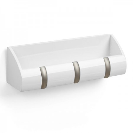 Umbra Mini Cubby Hook (White) - Red Candy