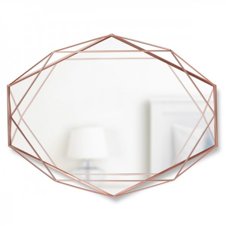 Umbra Prisma Mirror (Copper) - Red Candy