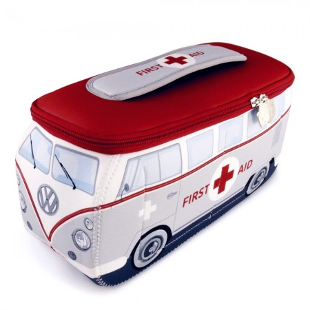 VW Campervan First Aid Kit - Red Candy