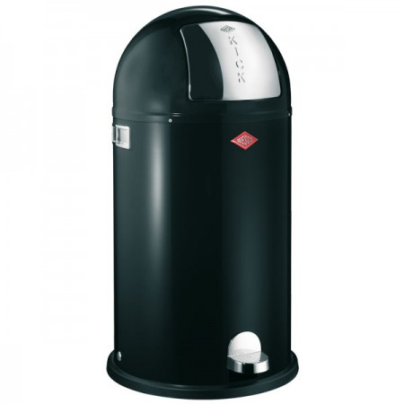 Wesco Kickboy Bin (Black) - Red Candy
