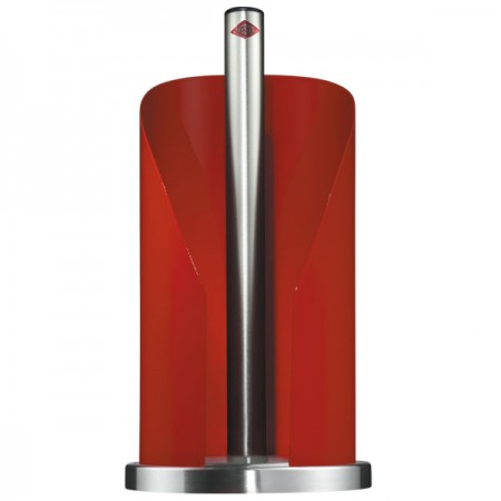 Wesco Kitchen Roll Holder (Red) - Red Candy