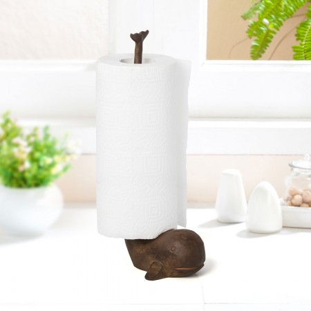 Willie the Whale Kitchen Roll Holder