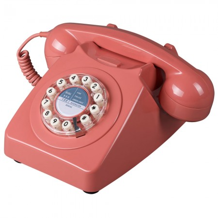 Wild & Wolf 746 Phone (Burnt Terracotta) - Red Candy