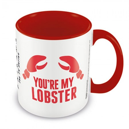 You're My Lobster Mug - White - Red Candy