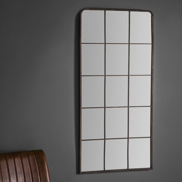 Rectangular Window Mirror - 61 x 127cm