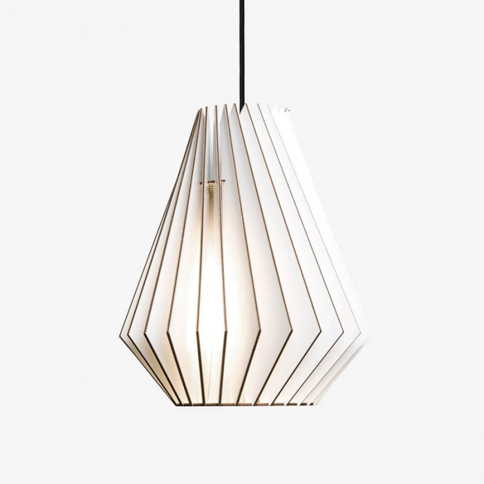 IUMI Hektor Pendant Light - White