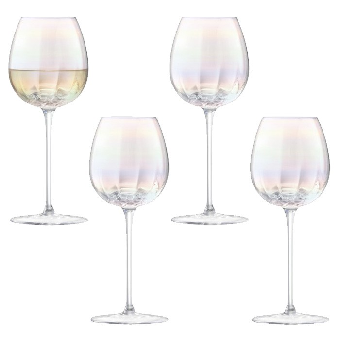 LSA Pearl Wine Glasses - Set of 4