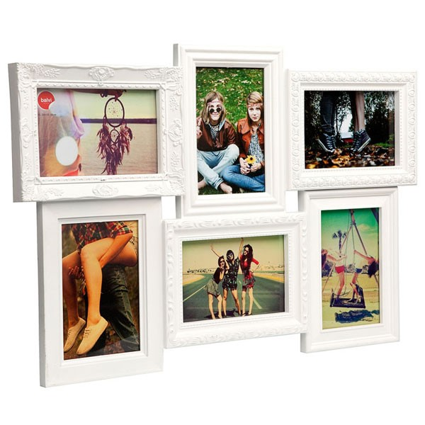 Huge Collage Photo Frame - 28 in 1 - multi picture frames