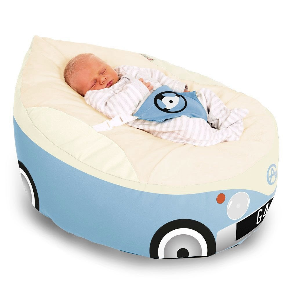 Awe Inspiring Baby Campervan Bean Bag Gmtry Best Dining Table And Chair Ideas Images Gmtryco