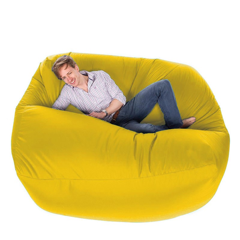 Giant Bean Bag Yellow Red Candy