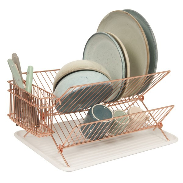 sc 1 st  Red Candy & Copper Wire Dish Rack - Red Candy