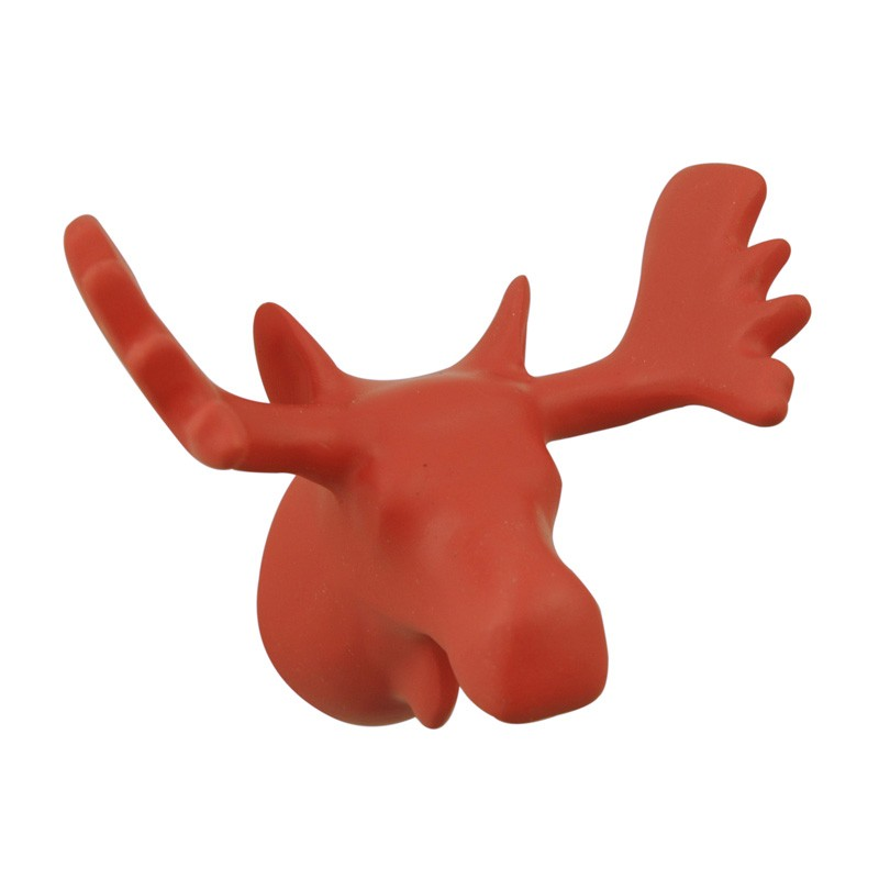 Wonderful Moose Coat Rack Wall Hanger Modern By Metalya