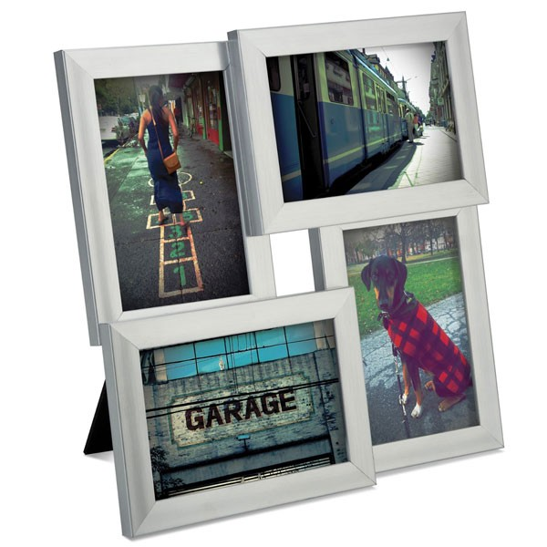 Umbra Mosh Frame - funky multi photo frame - Red Candy