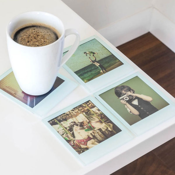Instant Coasters - Set of 4