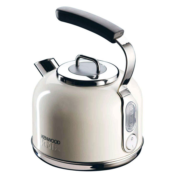 Kenwood kMix Traditional Kettle  Cream