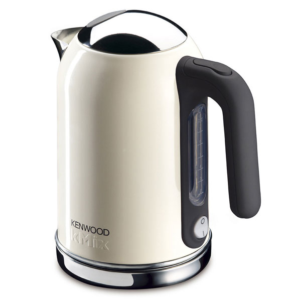 Kenwood kMix Jug Kettle  Cream