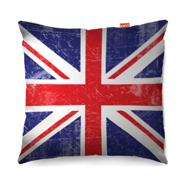 Union Jack Sofa Cushion  2 Sizes