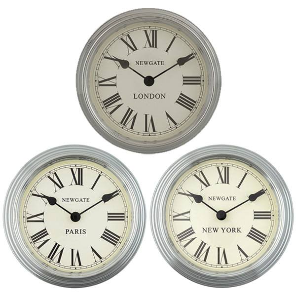 Buy Cheap London Wall Clock Compare House Accessories