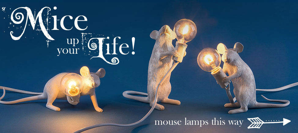Mouse Lamps This Way!