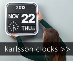 Karlsson Clocks