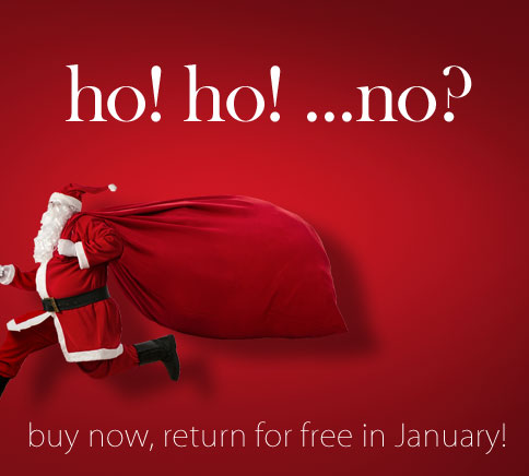 Free UK Returns in January for Christmas Purchases!