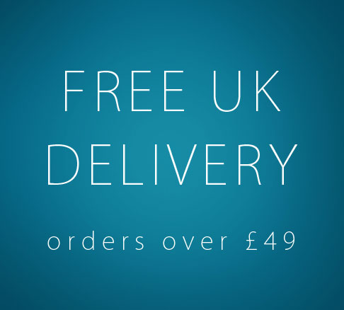 Free UK Delivery on Orders Over £49