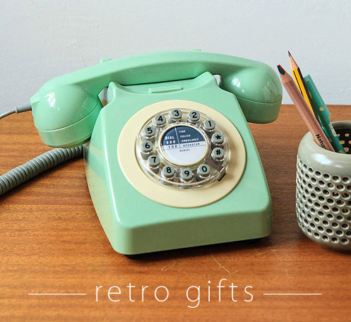 Retro Gifts