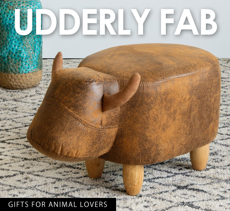 Udderly Fab Gifts for Animal Lovers
