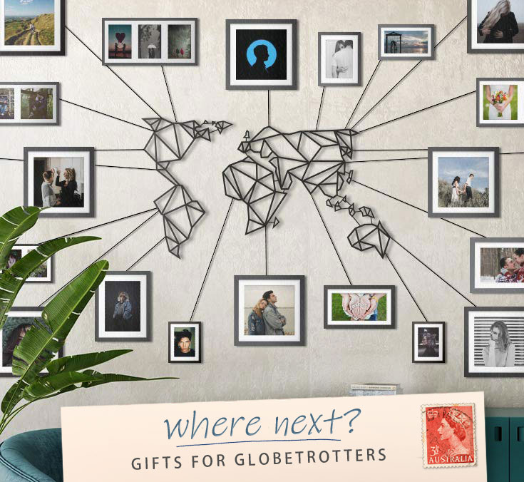 Where Next? Wanderlust Gifts