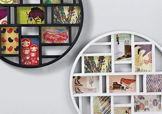 Large Multi Photo Frames - 11 to 20 Apertures
