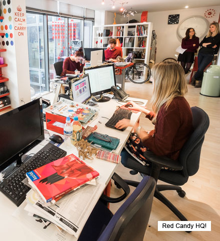 Red Candy Office
