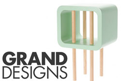 Red Candy Press Feature - Grand Designs