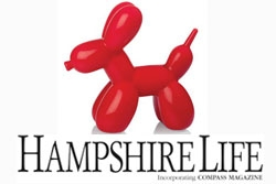 Red Candy Press Feature - Hampshire Life