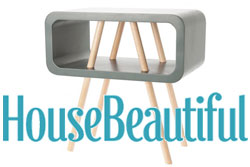 Red Candy Press Feature - House Beautiful