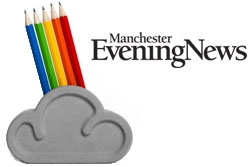 Red Candy Press Feature - Manchester Evening News
