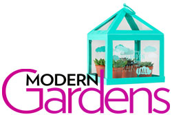 Red Candy Press Feature - Modern Gardens