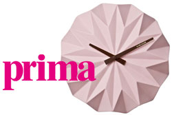 Red Candy Press Feature - Prima
