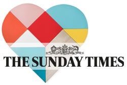 Red Candy Press Feature - The Sunday Times